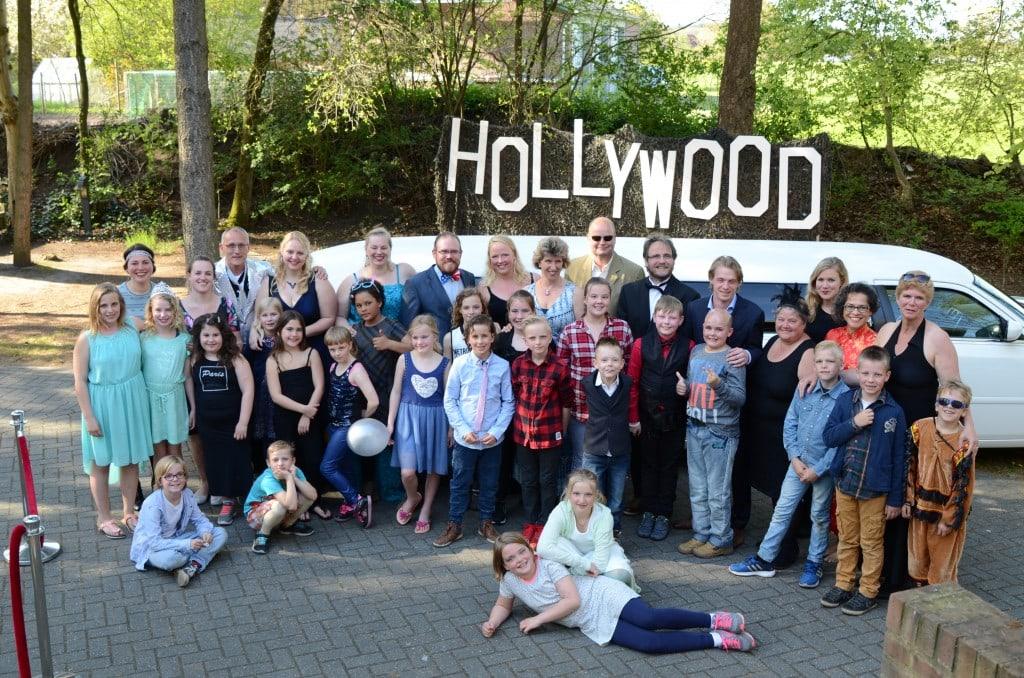 Kindervakantieweek Hollywood