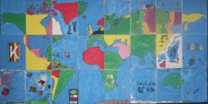 wereld kindervakantieweek